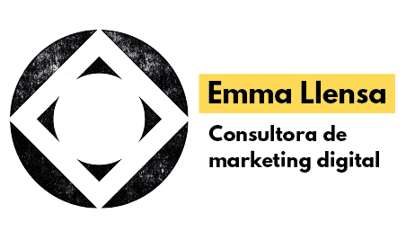 Emma Llensa. Consultora de marketing digital